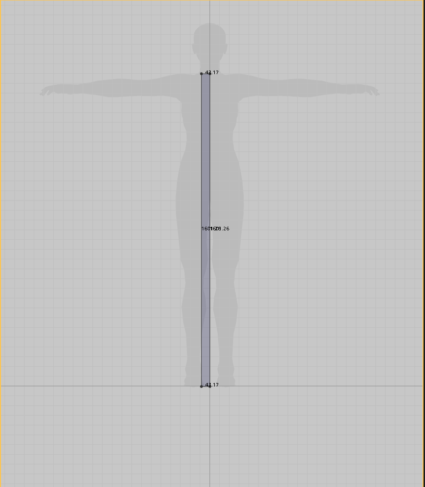 MARVELOUS DESIGNER -- HOW TO MEASURE YOUR SECOND LIFE AVATAR