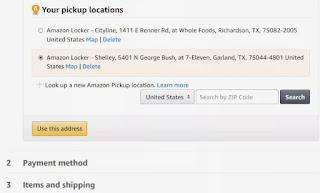 Use Amazon Locker Near Me and also Amazon Hub