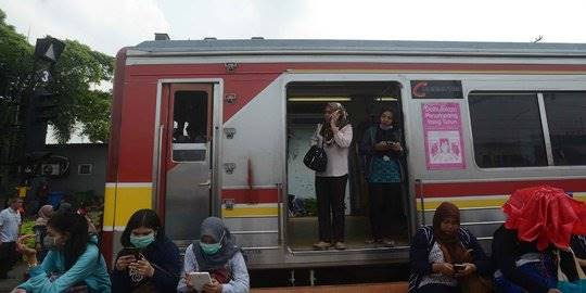 PSBB Transisi, KRL Tambah Jam Operasional Hingga 892 Perjalanan, tapi Penumpang Dibatasi Segini Jumlahnya