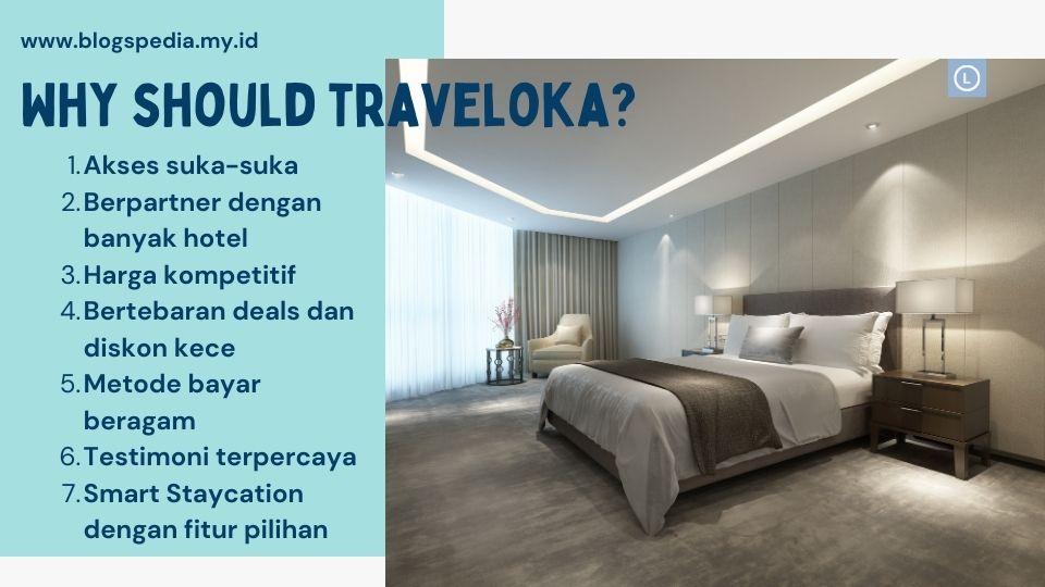 Traveloka partner Smart Staycation