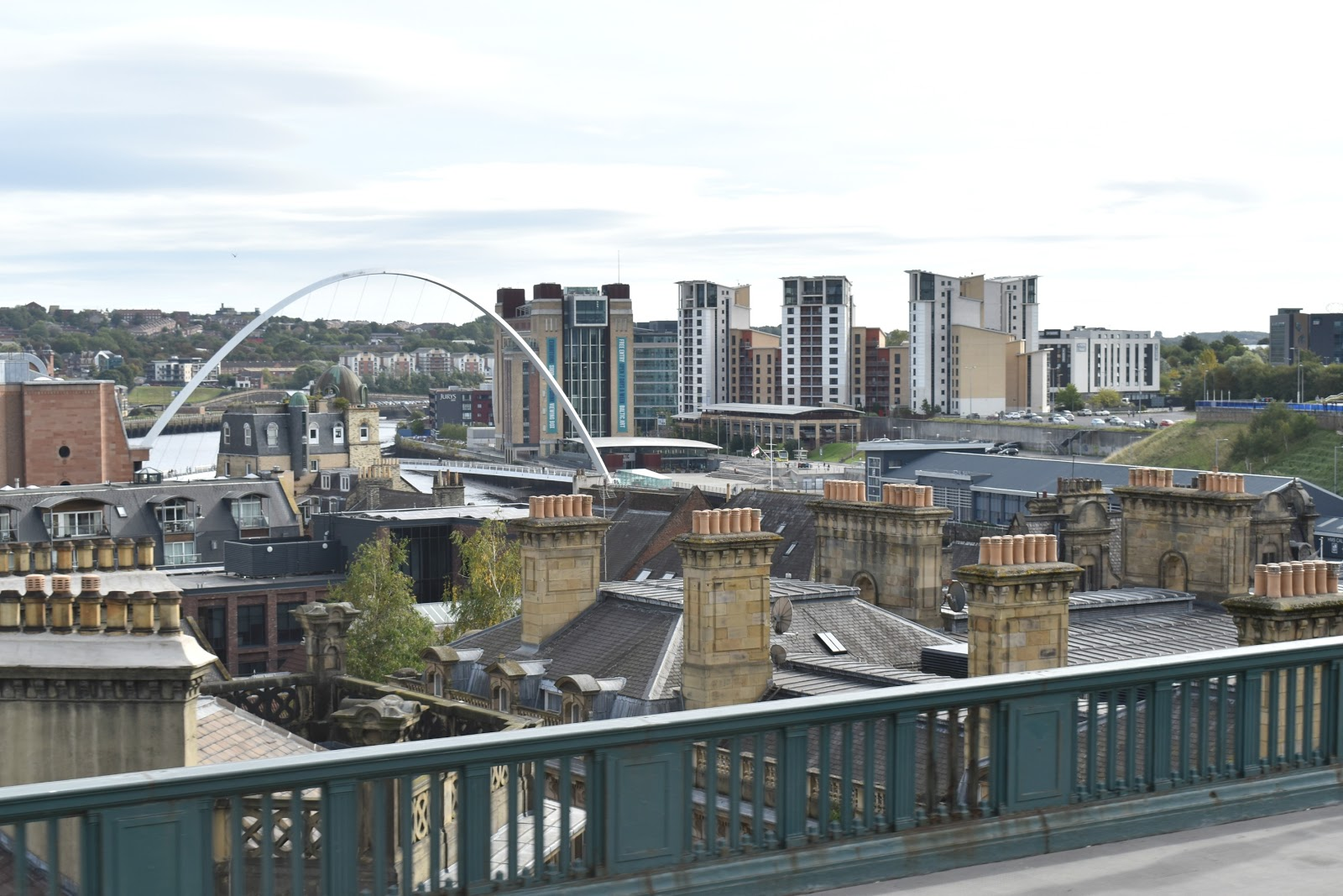 The Toon Tour - Exploring Newcastle and Gateshead - Tyne Bridge