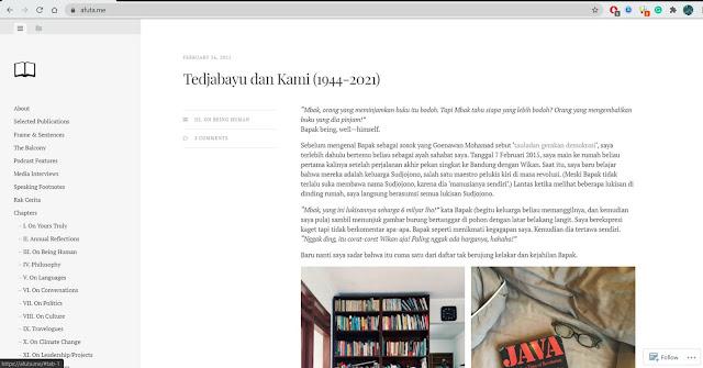 Afutami Blog