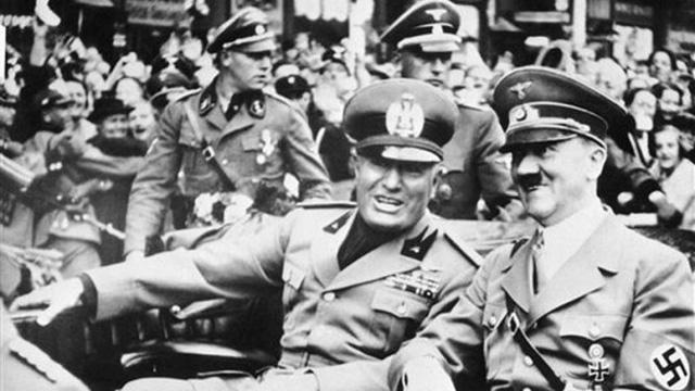 Evakuasi Benito Musolini oleh Hitler