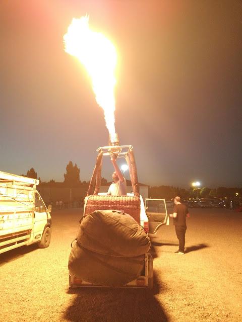 sıcak hava balonu kapadokya