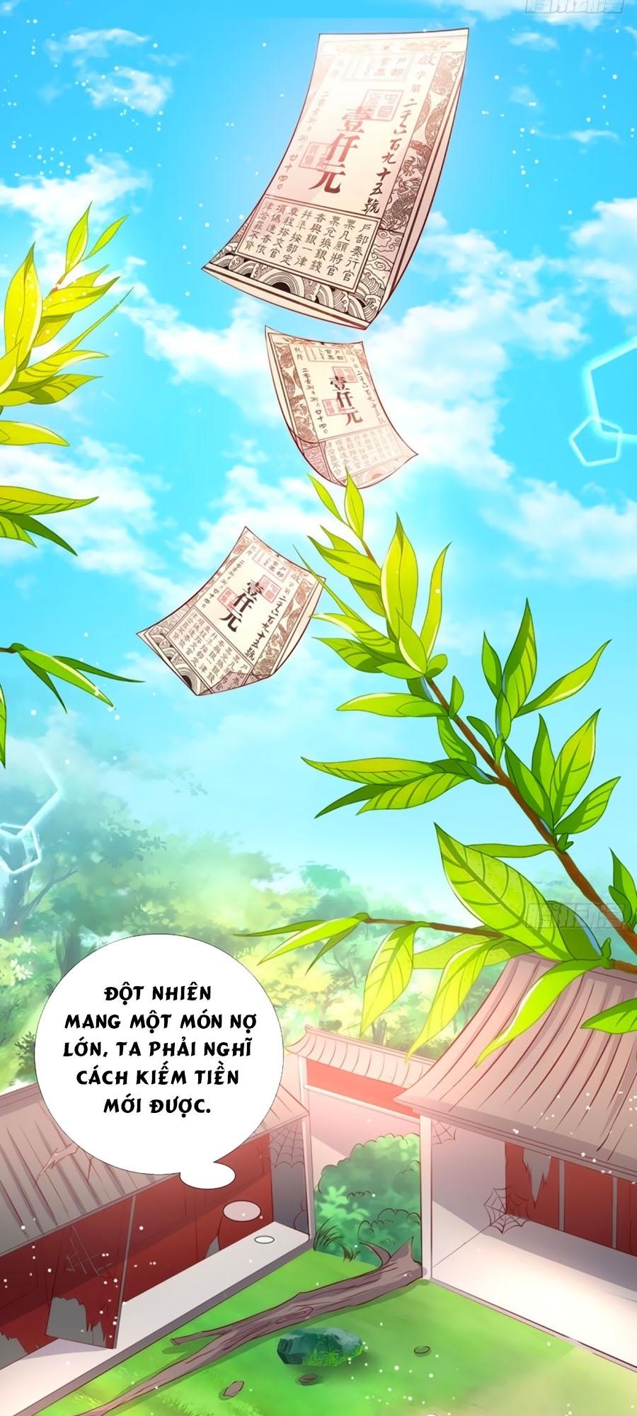 Dưỡng Thú Vi Phi chap 27 - Trang 21