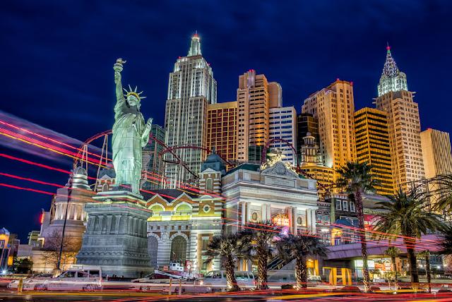 Hotel New York New York em Las Vegas