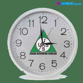 Jam Dinding Ruang UKS