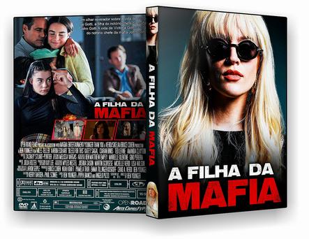A FILHA DA MÁFIA 2019 DVD-R