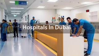 Hospitals In Dubai