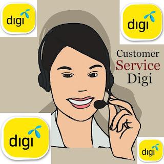 customer service digi