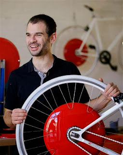 Mass. high-tech startup launches device that transforms any bike into an electric-hybrid