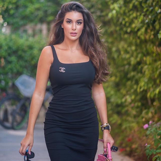 Yasmine Sabri Bra Size