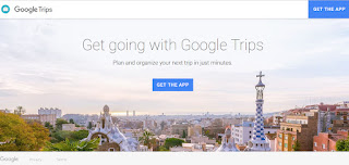aplikasi google trip