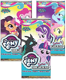 My Little Pony Friendship is Magic Trading Card Series 4 Fun Packs Series 4 Trading Card Box (Pre-Order ships January)