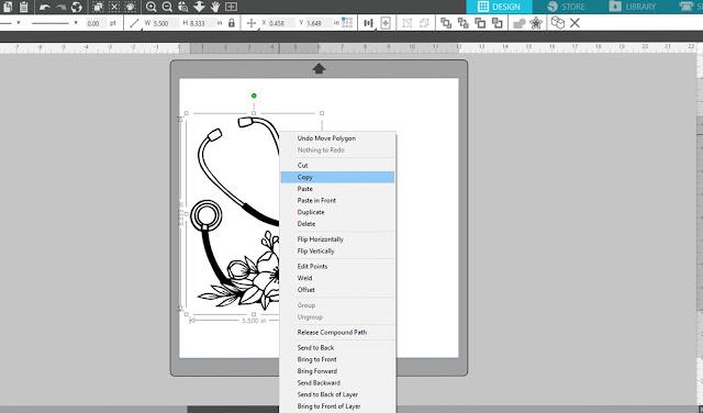 cut files, paper crafts, silhouette studio, SVG, Silhouette Studio v4