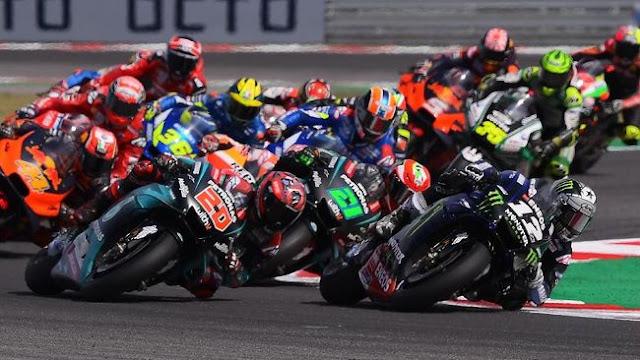MotoGP Argon Dimungkinkan Menjadi Seri Perdana MotoGP 2020