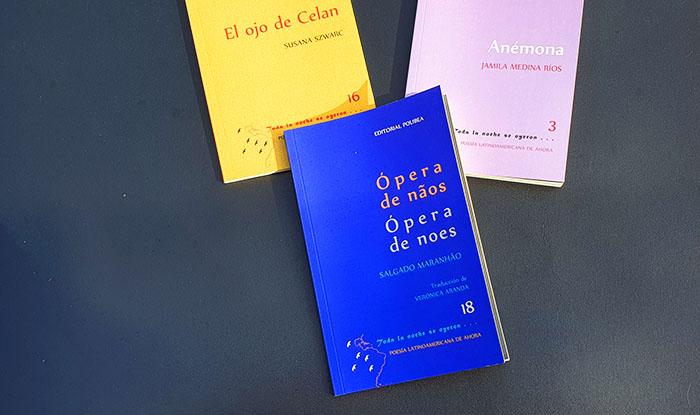 «Ópera de Noes» traducido por Verónica Aranda (Polibea)