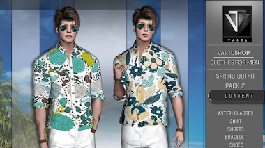 SPRING OUTFIT PACK 2