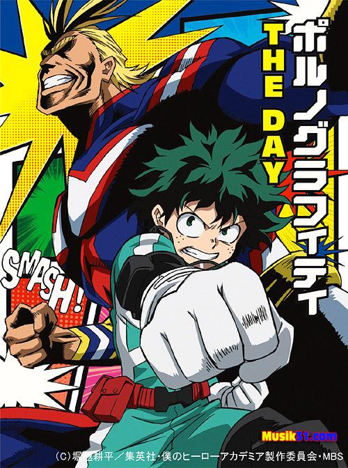 Download Lagu Ost. Boku no Hero Academia Terbaru
