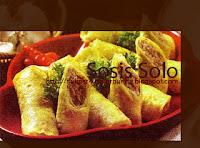 Resep Masakan Sosis Solo