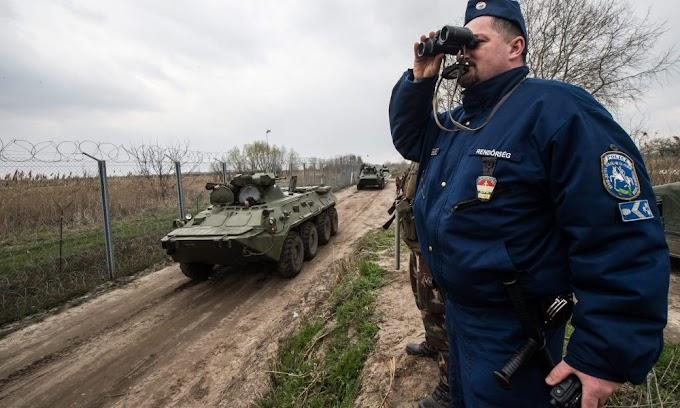 Magyar rendőrök segítenek a migráció visszaszorításában Észak-Macedóniában, Szerbiában és Szlovéniában