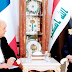 French FM in Baghdad to help Iraq, support respective ties