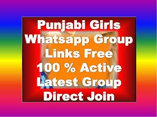 Punjabi Girls Whatsapp Group Links Punjabi Whatsapp Group Links Girls Whatsapp Group Links