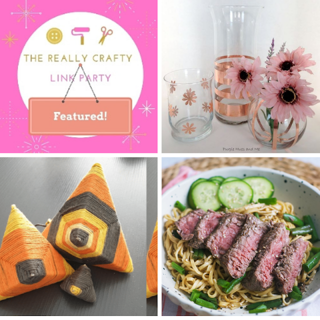 The Really Crafty Link Party #170 featured posts!