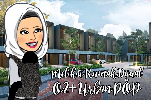 Rumah Dijual Klaster O2+ Urban Pop di Grand Wisata Bekasi