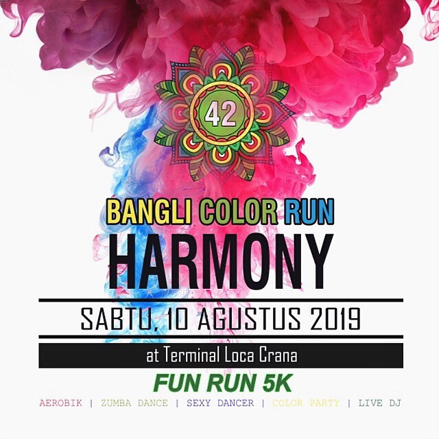 Bangli Color Run • 2019
