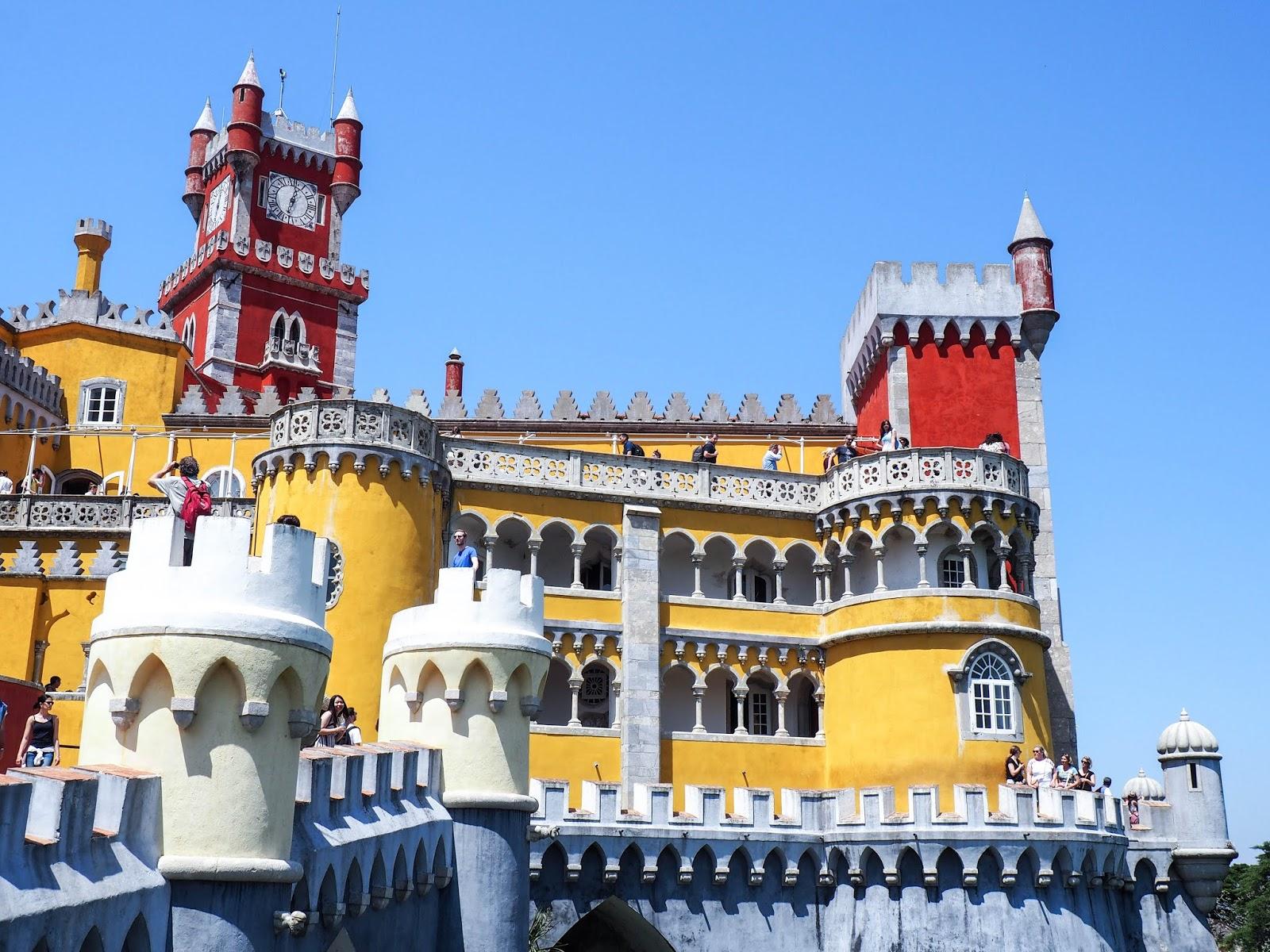 Lissabon, Lisbon, Portugal, matkailu, travel, Sintra