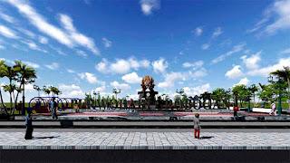 Wisata Grobogan Taman Hijau Kota Purwodadi