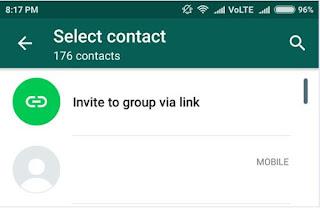 Cara Membuat Undangan Link Grup Whatsapp
