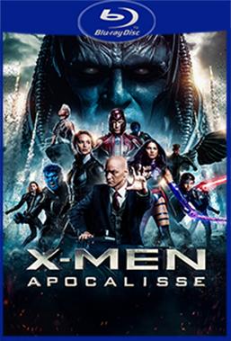 X-Men: Apocalipse (2016) BluRay Rip 720p/1080p Torrent Dublado