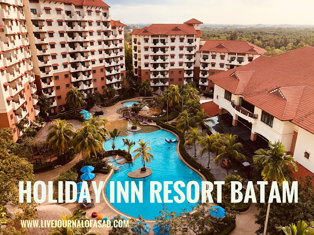 Liburan Asik di Batam Ya Holiday Inn Resort Marina Waterfront City