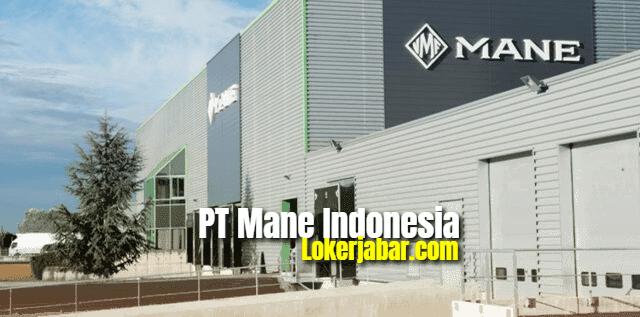 Lowongan Kerja PT Mane Indonesia