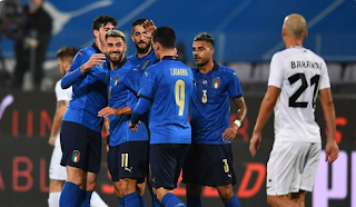 الإعلان عن قائمة إيطاليا لمباريات تصفيات المونديال