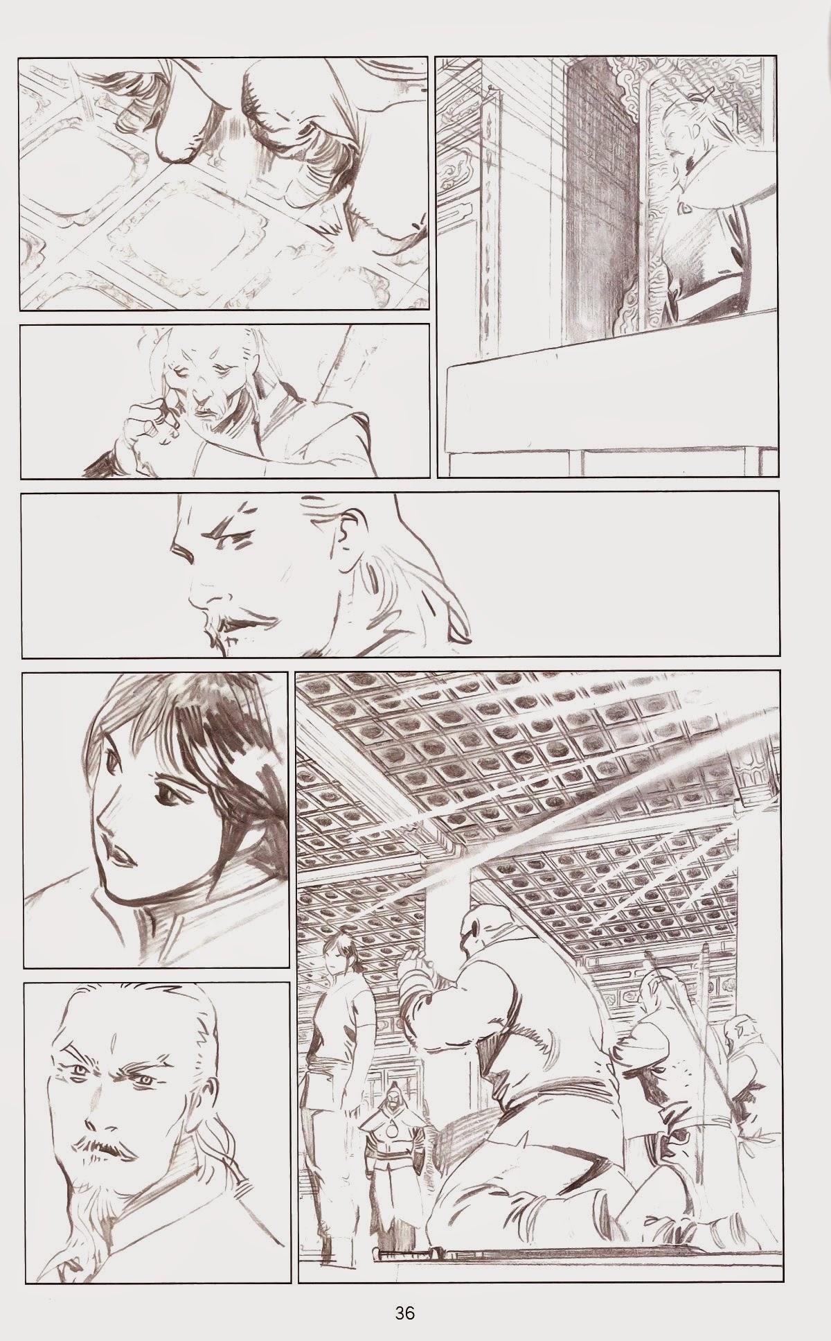 Phong Vân chap 675 - Trang 34