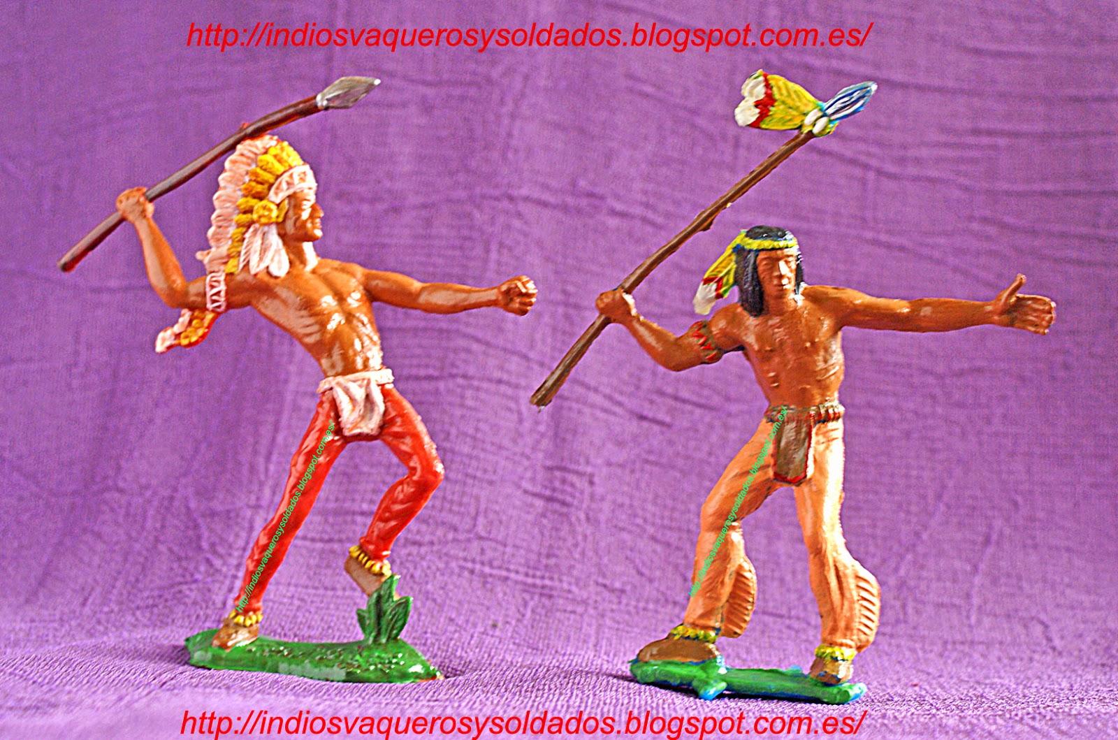 Lafredo indios pintados