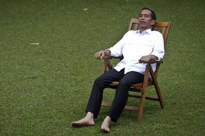 Tony Rosyid: Benarkah Kursi Jokowi Sudah Goyang?