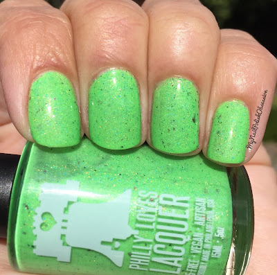 Addicted To Holos, April 2016; Philly Loves Lacquer Like A Moss