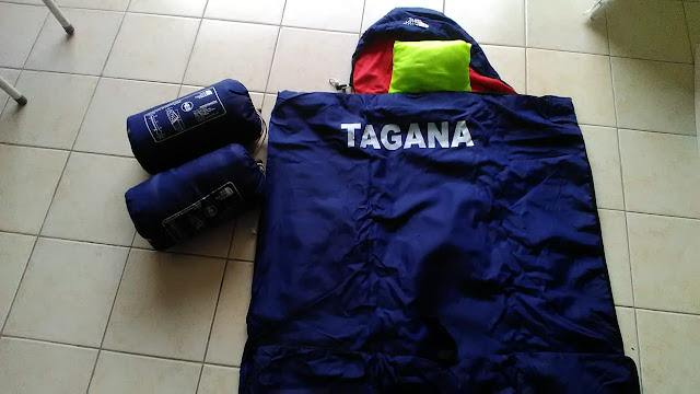 Sleeping Bag TAGANA