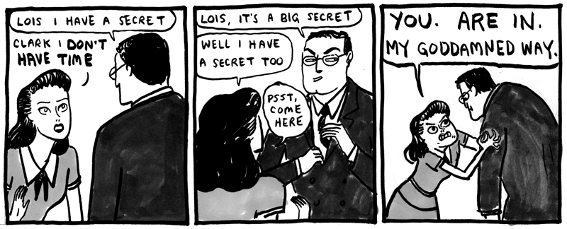 Hark! A Vagrant by Kate Beaton