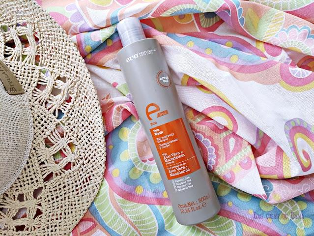 Eva Professional Sun Protection suncare haircare cabello beauty summer belleza