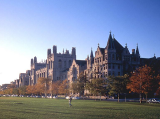 universitas terbaik di dunia 2017 - university of chicago