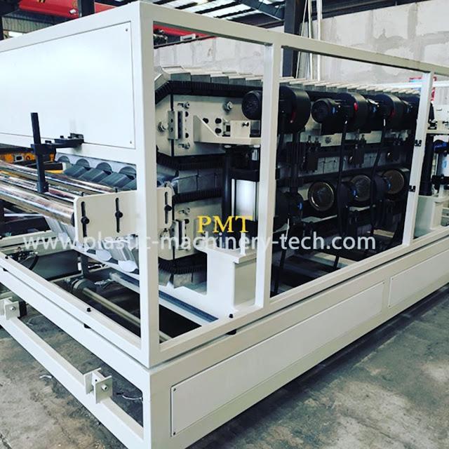 塑料瓦生产设备、树脂瓦生产线、合成树脂瓦设备