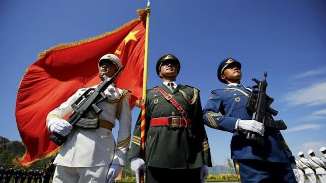 Soal Natuna, Cara Partai Komunis China Alihkan Isu Muslim Uighur