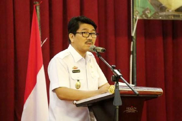 Ekonomi Lampung Tumbuh Di Atas Ekonomi Nasional.