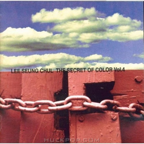 Lee Seung Chul – The Secret Of Color