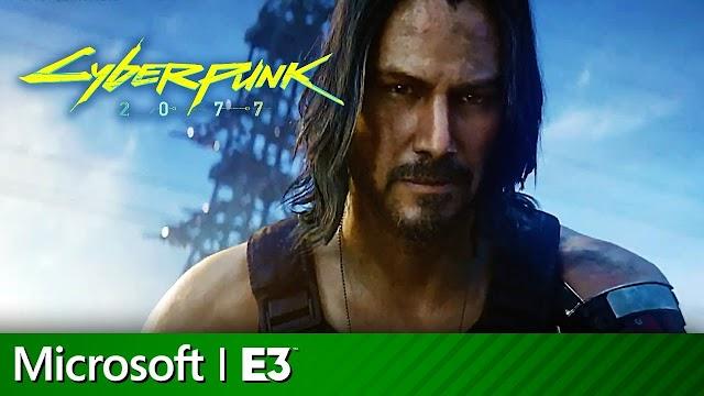 Cyberpunk will star 2077 Keanu Reeves